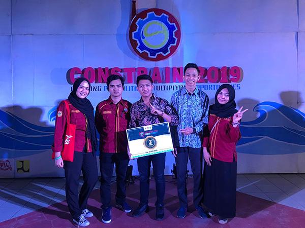 Mahasiswa Teknik Industri UII Raih Juara di Makassar