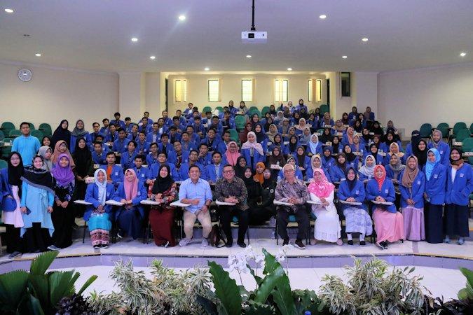 Mahasiswa Penerima Beasiswa Angkatan 2019 Ikuti Orientasi
