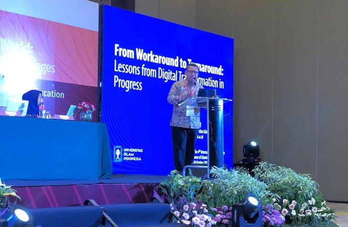 Rektor UII: Transformasi Digital Topang Mutu Perguruan Tinggi