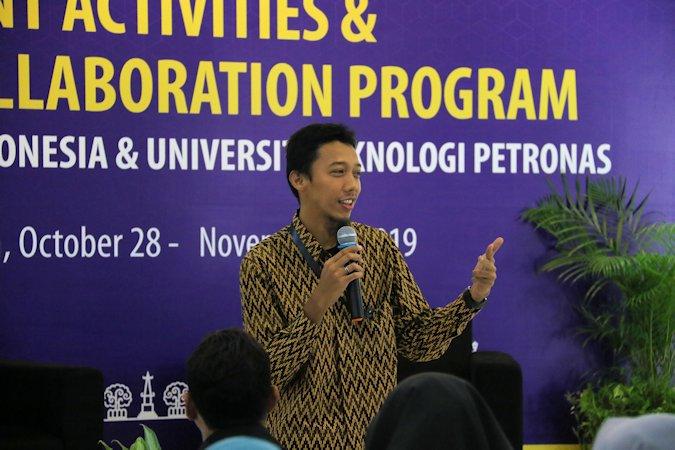 UII dan UTP Malaysia Berkolaborasi dalam Proyek Sosial