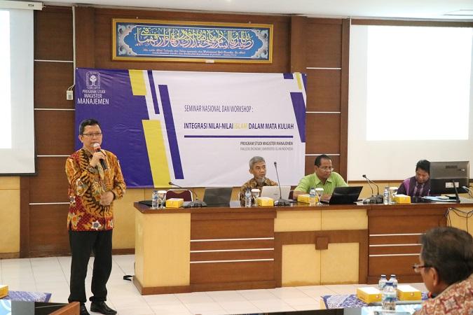 Integrasi Ilmu untuk Lahirkan Cendikiawan Muslim