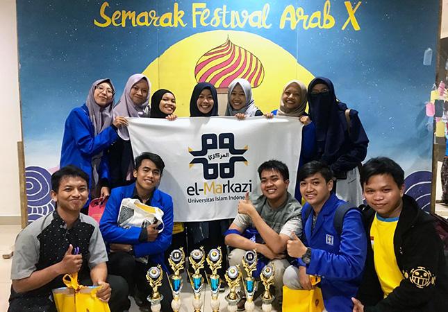 UII Borong Piala pada Semarak Festival Arab X di Universitas Negeri Jakarta
