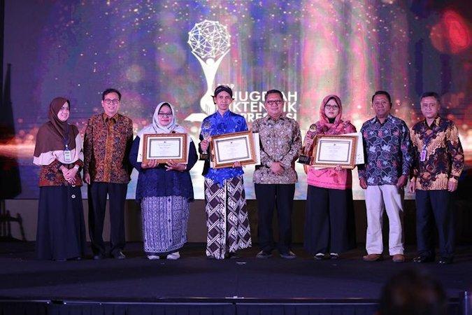 Ciptakan Bahan Kimia Alternatif Untuk Praktikum, Laboran UII Raih Juara 2 Diktendik Berprestasi 2019