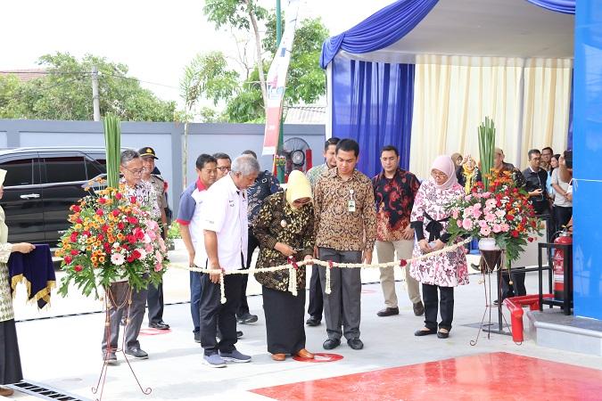 Wakil Bupati Sleman Resmikan SPBU UII