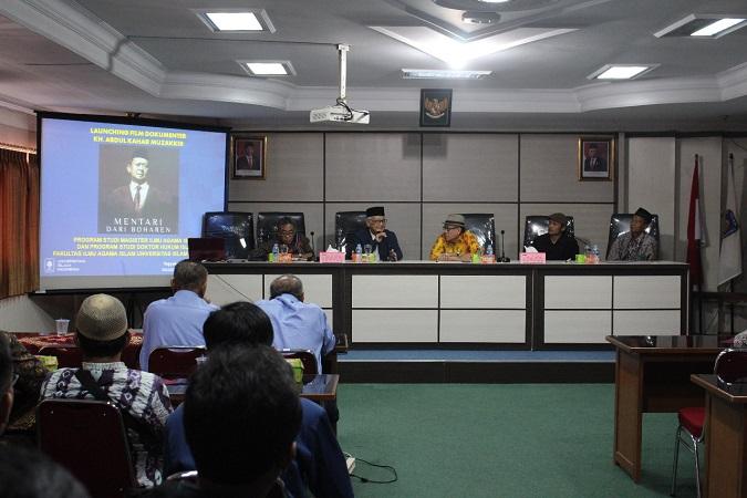 Meneladani Abdul Kahar Muzakkir Melalui Film Dokumenter