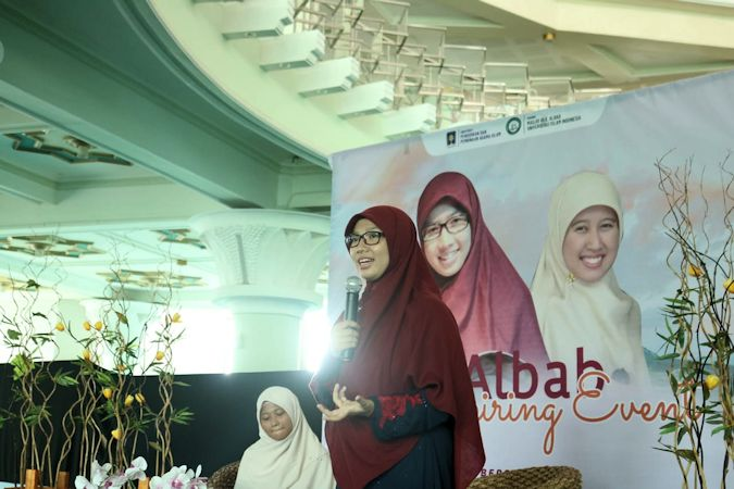 Ulil Albab Inspiring Event: Jangan Jadi Muslimah Biasa