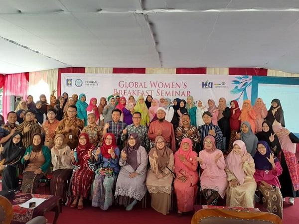 Global Women's Breakfast di UII Berlangsung Semarak