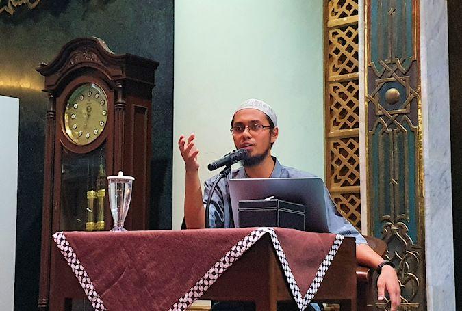 Umat Muslim Jangan Ketinggalan Mengembangkan Teknologi