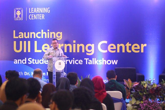 Learning Center UII Hadirkan Pengalaman Belajar Interaktif Bagi Mahasiswa