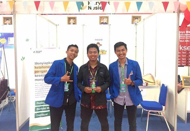 Startup Distribusi dan Pemasaran Pertanian Mahasiswa UII Raih Juara