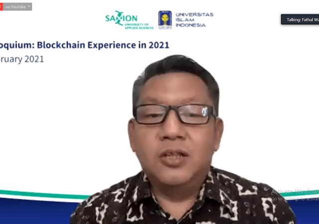 Blockchain Berperan Dalam Transaksi Keuangan Masa Depan