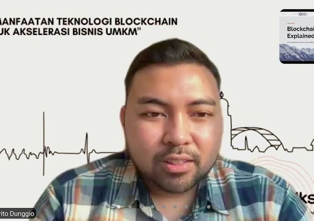 Blockchain Tingkatkan Keamanan Data Dari Peretasan