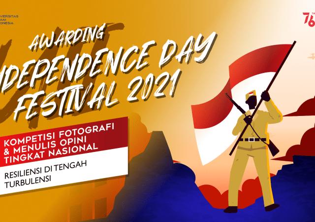 Semangat Resiliensi Dalam UII Independence Day Festival 2021
