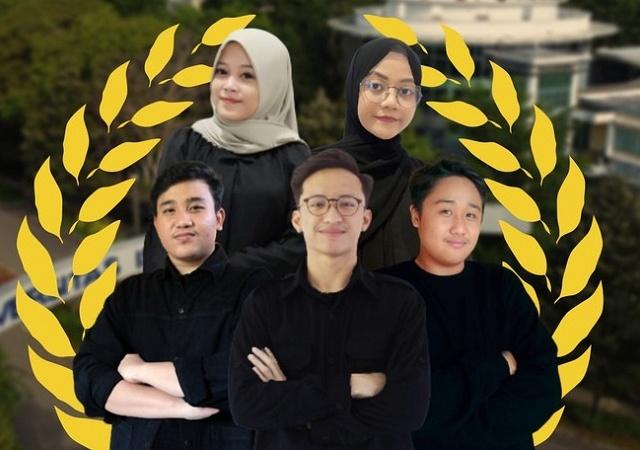 Mahasiswa UII Raih Juara 1 Nasional MERMC 2021