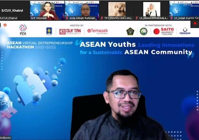 Mendukung Pemuda ASEAN Aktif Dalam Inovasi Berkelanjutan