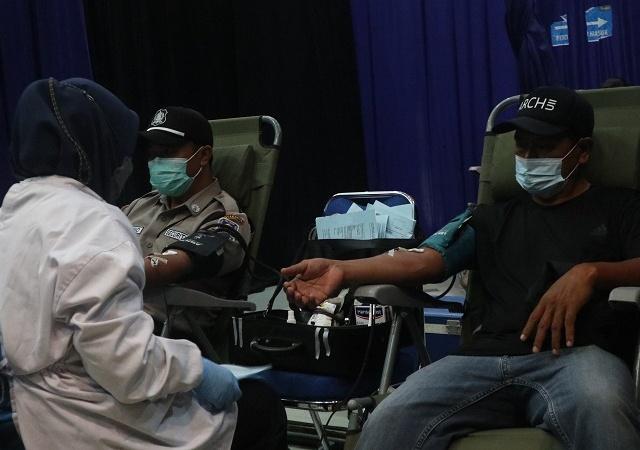 Peringati 10 Tahun NUNI, UII Gelar Donor Darah